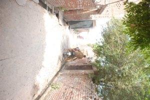 street of Kasur city Pakistan