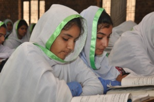 last year 9% girls dropout due distance of school