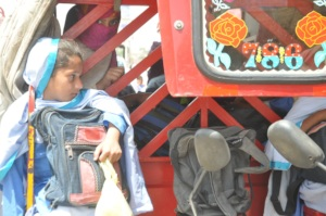 Girls need transportation for continue education