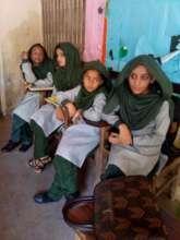 Girls rejoined school