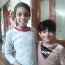 Minahil and Rozaila