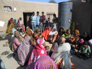 Awareness session on  girls education