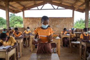 Stop 250 Teen Girls in Ghana from Missing School