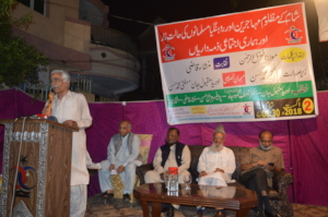 A Function Arranged by CHCS for Syrian Refugees