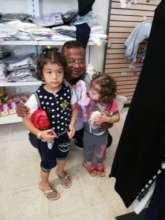 Children of Syrian Refugees