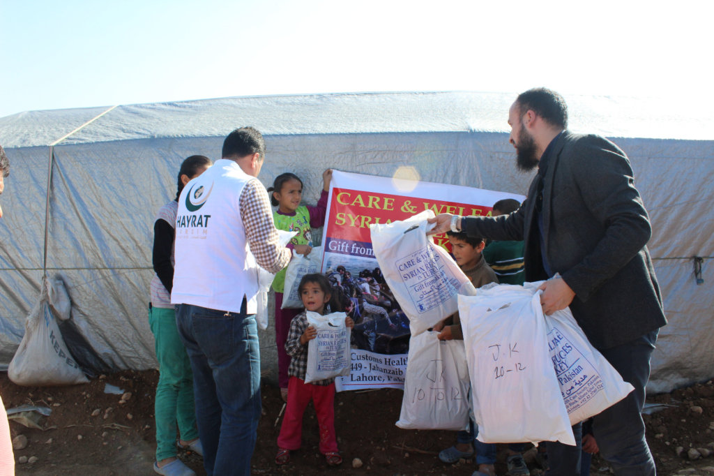 Syrian Refugees Relief Fund