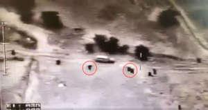 Israeli cops opening fire on Ya'akub Abu Al-Qi'an