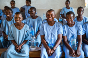 Patients on the CCBRT fistula ward, by Sala Lewis