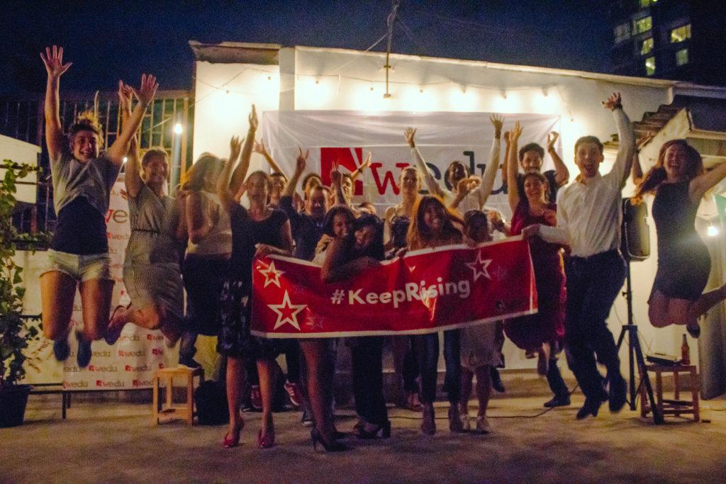 #KeepRising Scholarships for Women in Asia