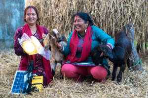 Light for 200 of Nepal's Poorest