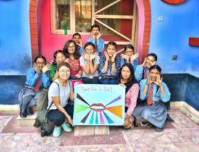 Speak Out to Rise, Sristika's advocacy project