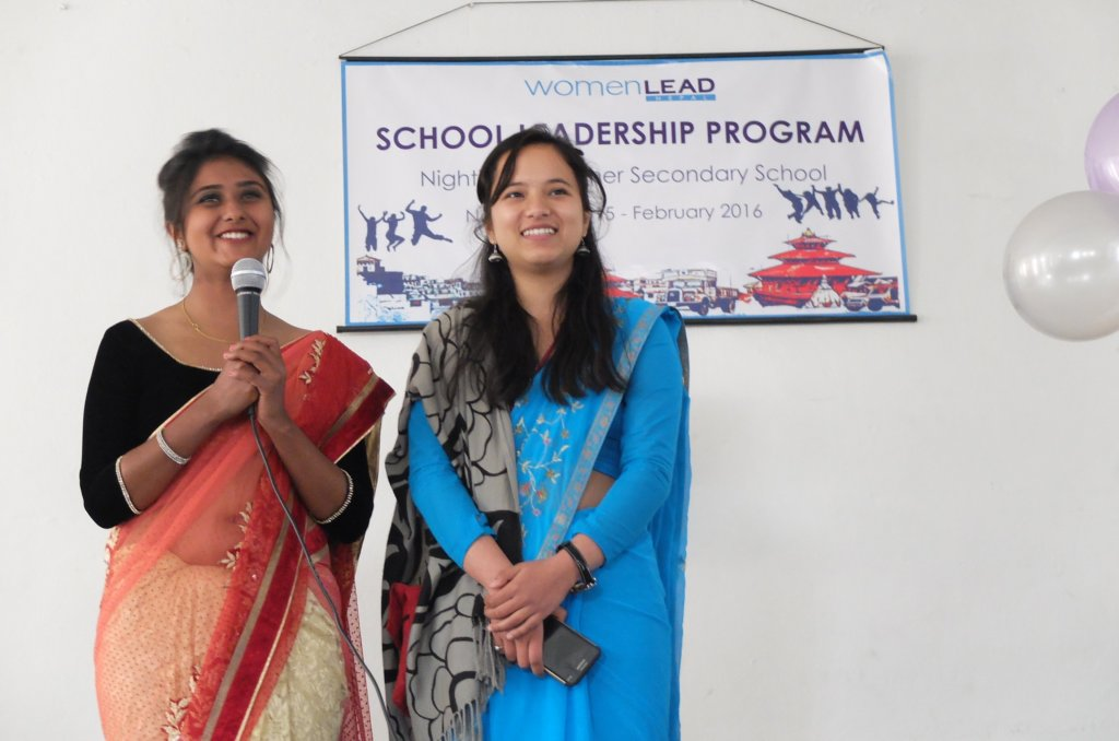 Empower 400 Girls and Boys to be Leaders in Nepal
