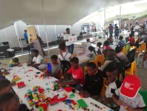 Story Telling: Conhill Human Rights Festival