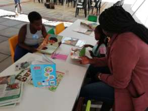 Reading Table: Conhil Human Rights Festival
