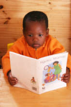 You're never too young to learn to read