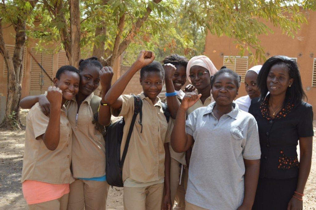 Empower Girls through Menstrual Hygiene Management