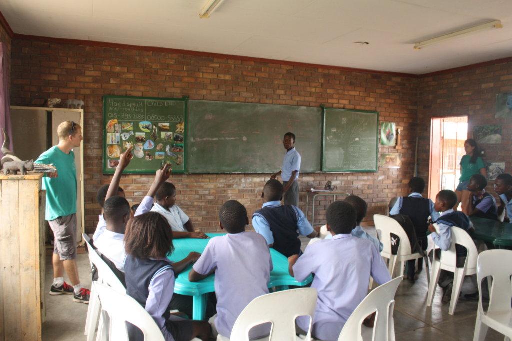 Eco Club Classroom Upgrade