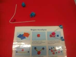 H2O molecule is fun!
