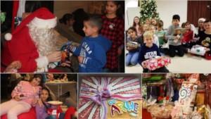 Our Children Celebrating the Christmas spirit!
