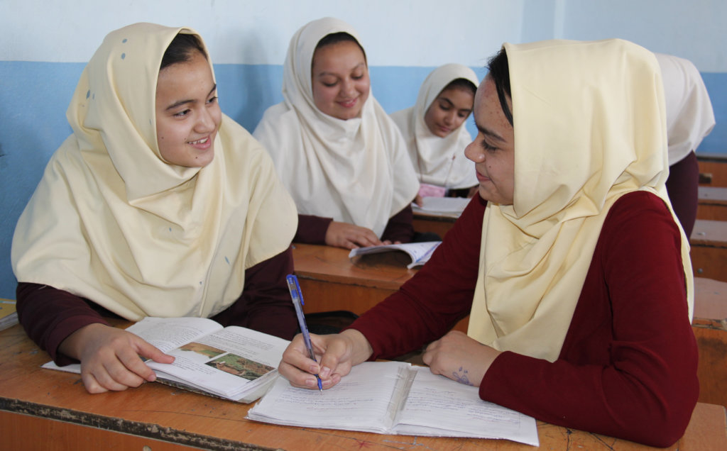 Scholarships for Afghan Women and Girls