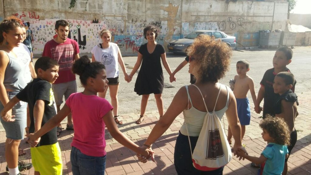 Support Palestinian& Jewish Youth Leaders in Jaffa
