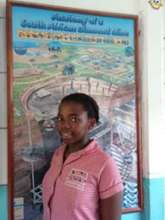 """Iva, grade 6 2018. """"I want to be a paediatrician."""""""