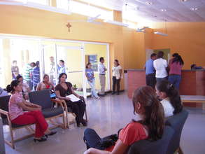 Job Applicants at Clinica Verde.