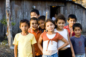 Children from Boaco, Nicaragua.