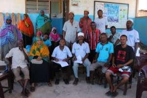 Wasini Island Community Leaders
