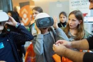 VR exploration at the European Parliament