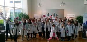 Girls became Cisco Certified Engineers!