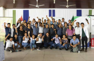 Day gathering of indigenous youth