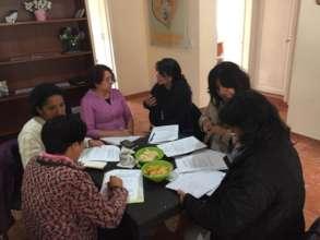 Strategic Planning w/ CAP pilot members