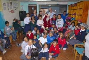 Christmas Giving Program at El Arenal