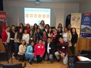 Participants of the Somos el Cambio Conference