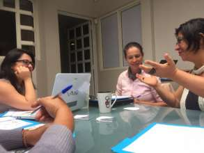 Community Leaders at Capacity Building Workshop