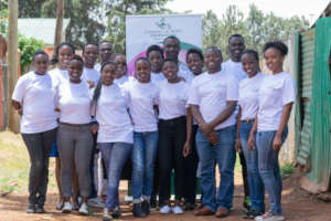 Youth trained on leadership and entrepreneurship.