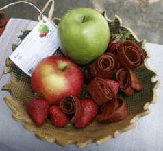 KEC's All Natural Fruit Rolls