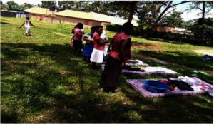Group Therapy at Kihihi EDJA Healing Center