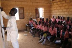 Invest in the Education of Children in Adamawa