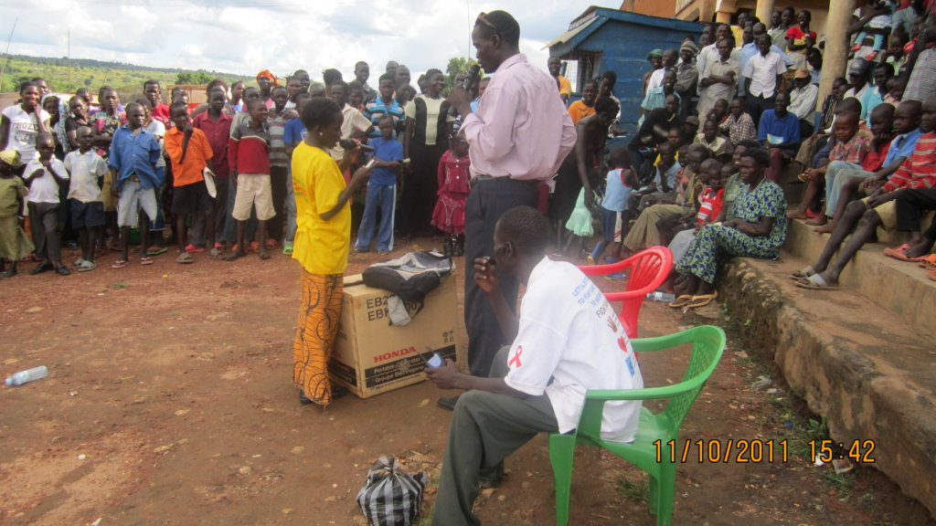 HIV Prevention to 1000 Youth in South Sudan