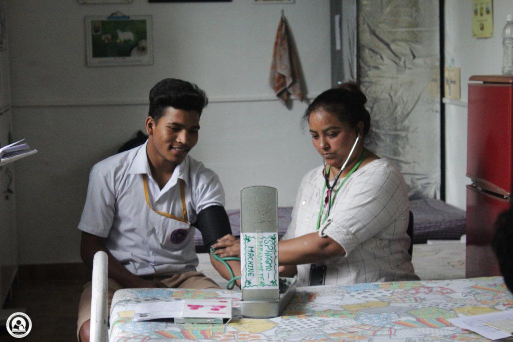 Provide Blanket Health Care to 510 Destitute Kids