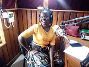 Nyabutono Gorret Kasiisi Project Girls' Program