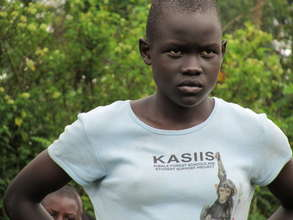 Anita, Kasiisi Project Girls Scholar