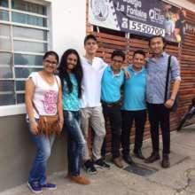 Welcoming international AIESEC volunteers