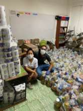 Food kits for 6k families from March to June