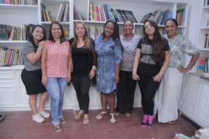 Group of homeroom teachers year 2019