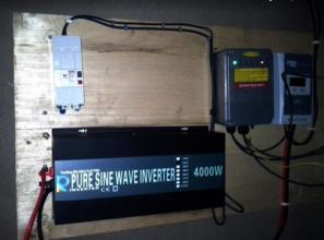 Solar Circuit (Control) Board