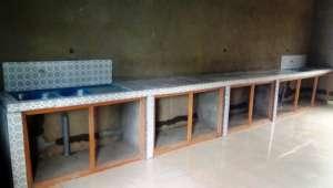 Worktop Cabinet Frames