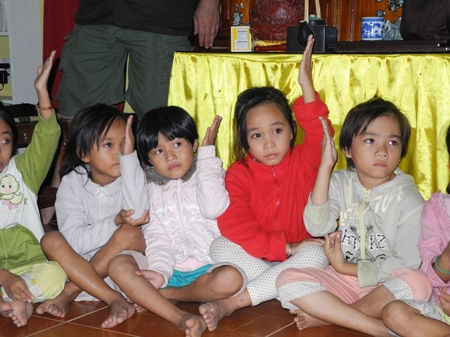 Help Disadvantaged Children In Hue Vietnam
